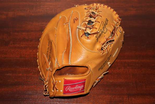Boog Powell Rawlings TN10 Personal Model Back